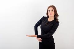 biznesowi ufni portreta kobiety potomstwa Zdjęcia Stock