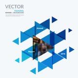 Biznesowi wektorowi projektów elementy dla graficznego układu nowożytny Zdjęcie Royalty Free