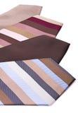 biznesowi wyborowi krawaty Obrazy Stock