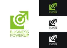 biznesowy biznesowa władza Zdjęcie Stock