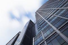 Biznesowy buduje Londyn Zdjęcie Stock