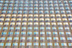 Biznesowy budynek biurowy. Fasada drapacz chmur. Obraz Royalty Free