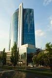 biznesowy centre Kiev Ukraine zdjęcia royalty free