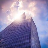 Biznesowy drapacz chmur Fotografia Royalty Free