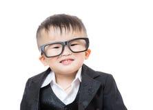 Biznesowy dziecko obrazy royalty free