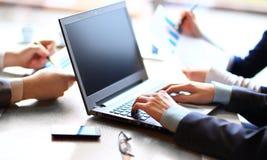 Biznesowy i biurowy pojęcie Fotografia Royalty Free
