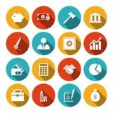 Biznesowy Icion Fotografia Stock