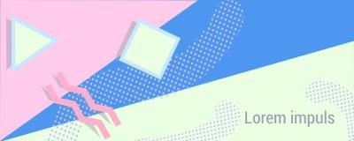 Biznesowy imię karty szablonu handlowy projekt również zwrócić corel ilustracji wektora Obrazy Stock