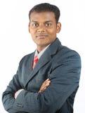 biznesowy indyjski mężczyzna Obrazy Stock