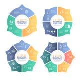 Biznesowy Infographics Obrazy Stock
