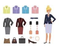 Biznesowy kod ubioru Fotografia Royalty Free