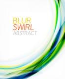 Biznesowy koloru zawijas, minimalny projekta szablon Zdjęcie Royalty Free