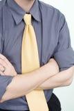 biznesowy koszulowy krawat Zdjęcie Stock