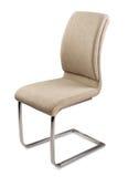 Biznesowy krzesło dato che praca, i relaksujemy, odizolowywaliśmy, Zdjęcia Stock
