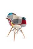 Biznesowy krzesło dato che praca, i relaksujemy, odizolowywaliśmy, Zdjęcie Stock