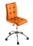 Biznesowy krzesło dato che praca, i relaksujemy, odizolowywaliśmy, Zdjęcia Royalty Free