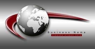 Biznesowy logo Obrazy Royalty Free