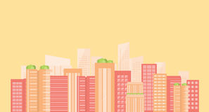 Biznesowy mądrze miasto kabel tła związku internetu głęboka wtyczka blue socjalny Zdjęcia Stock