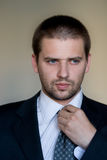 biznesowy mężczyzna Obrazy Royalty Free