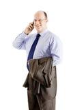 biznesowy mężczyzna Zdjęcia Stock