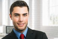 Biznesowy mężczyzna Zdjęcia Royalty Free