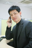 biznesowy mężczyzna Zdjęcie Stock