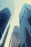 Biznesowy miasto obrazy stock