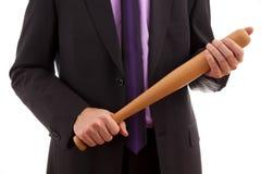 Biznesowy nietoperz Fotografia Stock