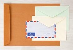 Biznesowy papieropodobny mockup Fotografia Royalty Free