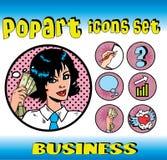 biznesowy pieniądze znaków wierzchołek Obrazy Royalty Free