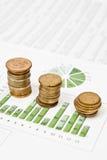 biznesowy pieniądze Fotografia Stock