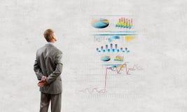 Biznesowy planowanie Zdjęcia Stock