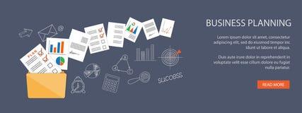 Biznesowy planowanie Obrazy Stock