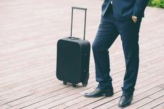 Biznesowy podróżny pojęcie zdjęcie stock