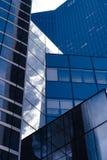 Biznesowy pojęcie - korporacyjny budynek fotografia royalty free