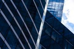 Biznesowy pojęcie - korporacyjny budynek zdjęcie royalty free