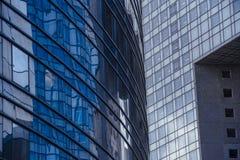 Biznesowy pojęcie - korporacyjny budynek zdjęcia royalty free
