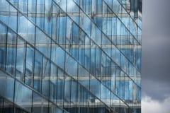 Biznesowy pojęcie - korporacyjny budynek zdjęcia stock