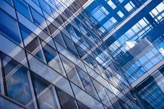Biznesowy pojęcie - korporacyjny budynek zdjęcie stock
