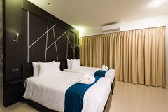 Biznesowy pokój hotelowy Obrazy Royalty Free