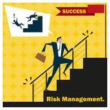 Biznesowy pomysł serii zarządzania ryzykiem pojęcie 2 Fotografia Royalty Free