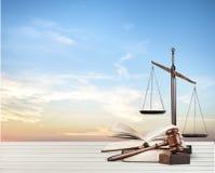 Biznesowy prawo obraz stock