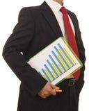 biznesowy raport Obraz Stock