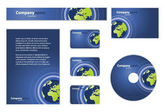 biznesowy set ilustracji