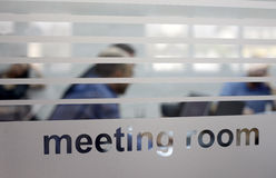 biznesowy spotkanie Obraz Royalty Free