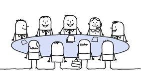 biznesowy spotkanie Zdjęcia Stock