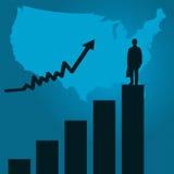 biznesowy sukces Zdjęcie Stock