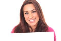 biznesowy szczęśliwy jej ilustracyjna kobieta Obraz Royalty Free