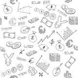 Biznesowy tło ilustracji