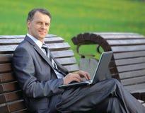 biznesowy target155_1_ biznesowy mężczyzna fotografia royalty free